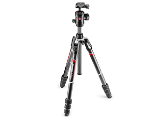 Manfrotto/マンフロット MKBFRTC4GT-BH befree GT カーボンT三脚キット【ビーフリー・アドバンス】