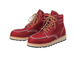 AOKI/青木産業 青木安全靴 US-200BW 24.5cm US-200BW-24.5