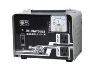 IKURA/育良精機 PT-20U ポータブルトランス 昇圧専用(屋内用)