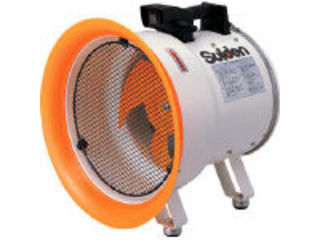 Suiden/スイデン 送風機(軸流ファン)ハネ300mm3相200V低騒音省エネ SJF-300L-3
