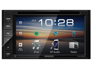 KENWOOD/ケンウッド 【納期4月末以降】DDX4190BT DVD/CD/USB/iPod/Bluetoothレシーバー MP3/WMA/AAC/WAV/FLAC対応
