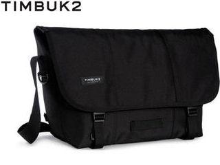TIMBUK2/ティンバックツー 110866114 Classic Messenger クラシックメッセンジャー 【L】 Jet Black