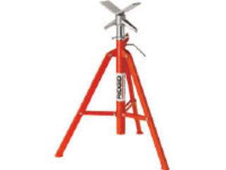Ridge Tool/リッジツール RIDGID/リジッド Vヘッド折りたたみパイプスタンド(高) VF-99 22168