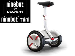 OOTOMO/オオトモ 【オススメ】31091 Ninebot mini Pro/ナインボット・ミニプロ (ホワイト)