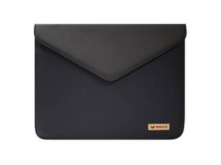 "MOZO Laptop Envelope Pouch 11"" Black on Black Surface用ケース MZES11BB"