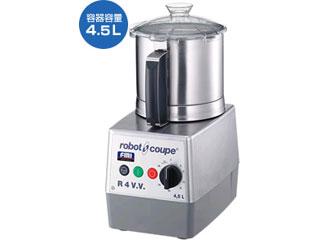 FMI/エフ・エム・アイ 【robot coupe/ロボクープ】R-4V.V.A カッターミキサー[単相200Vパワフルタイプ]【4.5L】