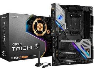 ASRock/アスロック AMD Premium X570搭載ATXマザーボード X570 Taichi