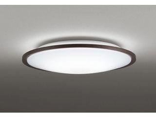 ODELIC/オーデリック OL291319BC LEDシーリングライト エボニーブラウン【~8畳】【Bluetooth 調光・調色】※リモコン別売