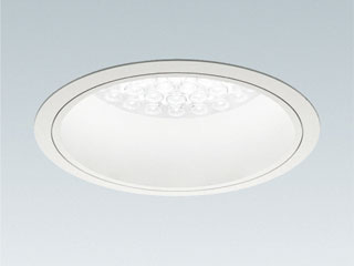 ENDO/遠藤照明 ERD2221W-P ベースダウンライト 白コーン 【超広角】【温白色】【PWM制御】【Rs-48】