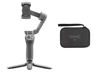 【5/17までのキャンペーン特価!】 DJI CP.OS.00000040.01 Osmo Mobile 3 コンボ スマートフォン用折りたたみ式ジンバル スタビライザー 【djispringcam】