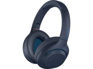 SONY/ソニー ワイヤレスノイズキャンセリングステレオヘッドセット ブルー WH-XB900-NL