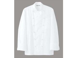 SEVEN UNIFORM/セブンユニフォーム ドレスコックコート(男女兼用)AA461-3 ホワイト M