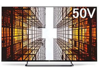 TCL 50P8S 50V型 4K スマート液晶テレビ