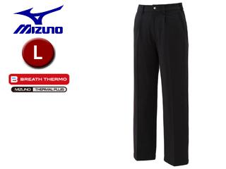 mizuno/ミズノ A2JF6501-09 ブレスサーモ ノンストレスパンツ メンズ 【L】 (ブラック)