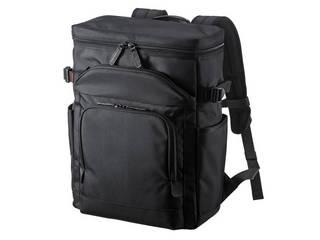 サンワサプライ エグゼクティブビジネスリュック(13.3インチワイド・ブラック) BAG-EXE10