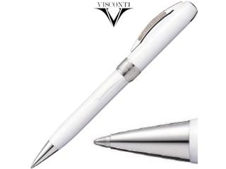 VISCONTI/ヴィスコンティ ボールペン■レンブラント【マーブルホワイト】■(V48455)