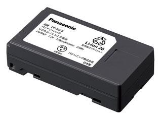 Panasonic/パナソニック DY-DB10-S(シルバー) バッテリーパック(リチウムイオン)