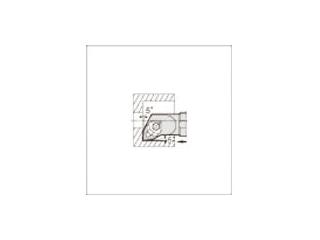 KYOCERA/京セラ 内径加工用ホルダ S25S-WWLNR08-28E