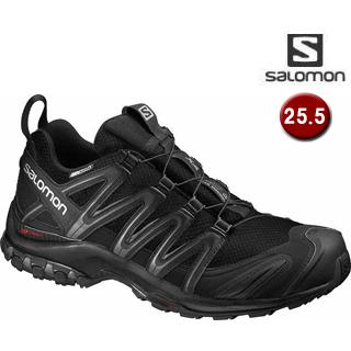 SALOMON/サロモン L39366500 XA PRO 3D CS WP 【25.5】(BLACK/BLACK/MAGNET)