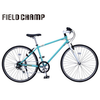 FIELD CHAMP/フィールドチャンプ MG-FCX700CE クロスバイク 700C6SE (ライトブルー) メーカー直送品のため【単品購入のみ】【クレジット決済のみ】 【北海道・沖縄・離島不可】【日時指定不可】商品になります。