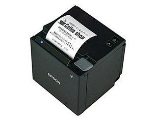 EPSON/エプソン 【キャンセル不可商品】【納期未定】サーマルレシートプリンター58mm/USB・Ethernet/ブラック TM10UE622