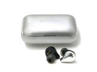 HACRAY HACRAY W1 True wireless earphones Sliver HR16369