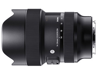 SIGMA/シグマ 14-24mm F2.8 DG DN Art ライカLマウント用 大口径超広角ズームレンズ