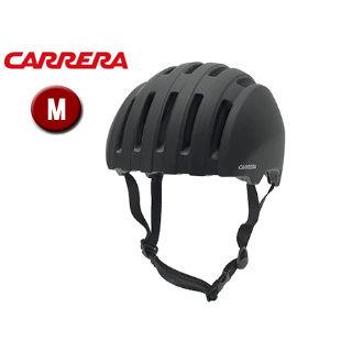 CARRERA/カレラ PRECINCT シティバイクヘルメット 【Mサイズ】 (Matte Black)