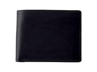 イルムス 折財布 ブラック
