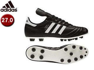adidas/アディダス 15110 コパムンディアル【27cm】ブラック/ランニングホワイト