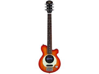 Pignose/ピグノーズ PGG-200(CS/Cherry Sunburst)【Electric Guitar 】 専用ケース付き! 【指板材をローズウッドからテックウッドへ変更している場合がございます】 【ソフトケース付き!】【RPS160328】