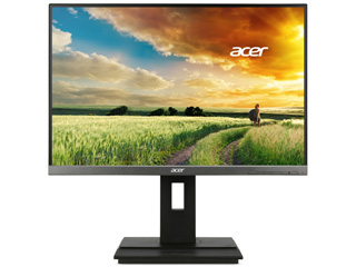 Acer/エイサー メーカー3年保証 IPSパネル採用24型ワイド液晶ディスプレイ B246WLymdprx
