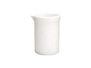 【組立・輸送等の都合で納期に4週間以上かかります】 Flon/フロンケミカル 【代引不可】フッ素樹脂(PTFE) 肉厚ビーカー 2L NR0202-007