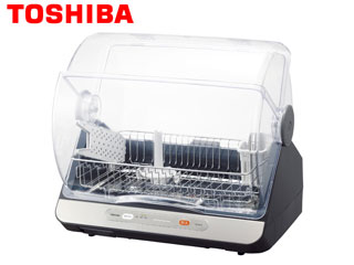 TOSHIBA/東芝 VD-B10S-LK 食器乾燥器 マイコンタイプ 【容量 6人用】(ブルーブラック)