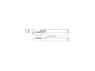 KYOCERA/京セラ 内径加工用ホルダ SVNR2020K-12N