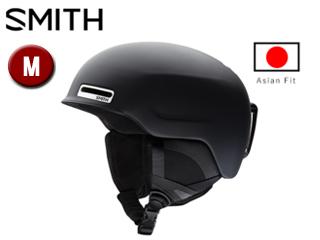 SMITH/スミス Maze メイズ アジアンフィット ヘルメット スキー スノーボード 【M/59-63cm】(MATTE BLACK) 【当社取扱いのスミス商品はすべて日本正規代理店取扱品です】