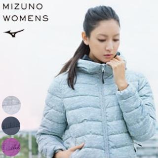 mizuno/ミズノ 【在庫限り】32ME7850-09 テックフィルジャケット レディース 【S】 (ブラック) 掲載商品は他店舗でも同時販売しております。売り切れの際はご容赦ください。