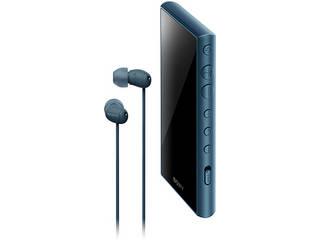 SONY/ソニー ウォークマン Aシリーズ 16GB ブルー(ヘッドホン付属) NW-A105HN/L