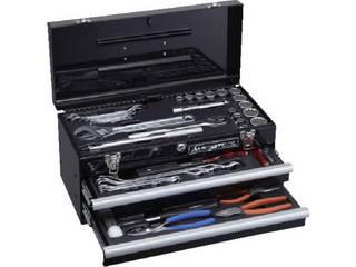 SUPERTOOL/スーパーツール プロ用デラックス工具セット(2段引き出し) S7000DS
