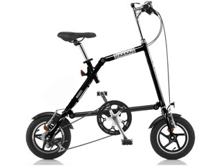 【nightsale】 NANOO/ナノー 【納期未定】FD-1207 12インチ 7段変 折畳み自転車 (ブラック) メーカー直送品のため【単品購入のみ】【クレジット決済のみ】 【北海道・沖縄・離島不可】【日時指定不可】商品になります。