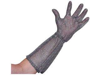 ニロフレックス ニロフレックス メッシュ手袋ロングカフ付(1枚)S オールステンレス