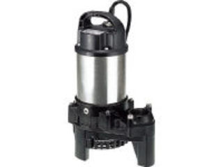 TSURUMI/鶴見製作所 樹脂製汚水用水中ポンプ (三相200V) 60Hz 40PSF2.25 60HZ