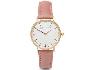 ELIE BEAUMONT/エリー ビューモント EB805L3 Oxford Small 腕時計【ライトピンク】 時計 インポート ロンドン イギリス オシャレ お洒落 ウォッチ 仕事