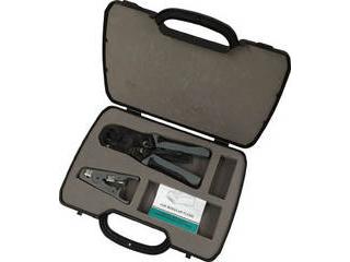 Panduit/パンドウイットコーポレーション モジュラプラグ圧着工具 マルチタイプ ケース付キット MPT5E-KIT