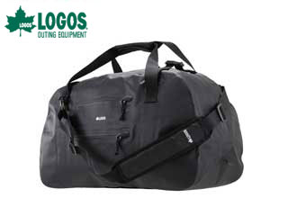 LOGOS/ロゴス ★★★88200093 BLACK SPLASH ダッフルバッグ (マットブラック) PKSS06