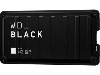 WESTERN DIGITAL ウエスタンデジタル USB3.2 Gen 2 ゲーム用ポータブルSSD 1TB WD_Black P50 WDBA3S0010BBK-JESN