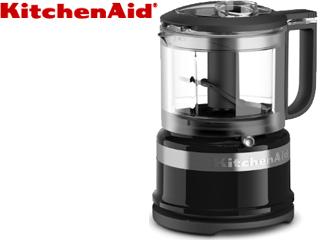 KitchenAid/キッチンエイド 9KFC3516-OB ミニフードプロセッサー 3.5カップ オニキスブラック