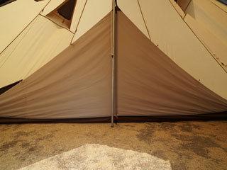 CAMPAL JAPAN/キャンパルジャパン 3507 ピルツ15用インナー PKSS06