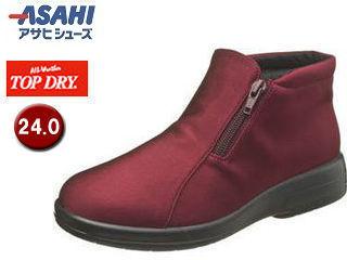 ASAHI/アサヒシューズ AF39125 TDY39-12【24.0cm・3E】 (ワインPB)