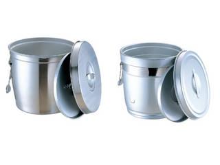 236K-4 丸型二重中蓋式食缶14L 中蓋ポリ